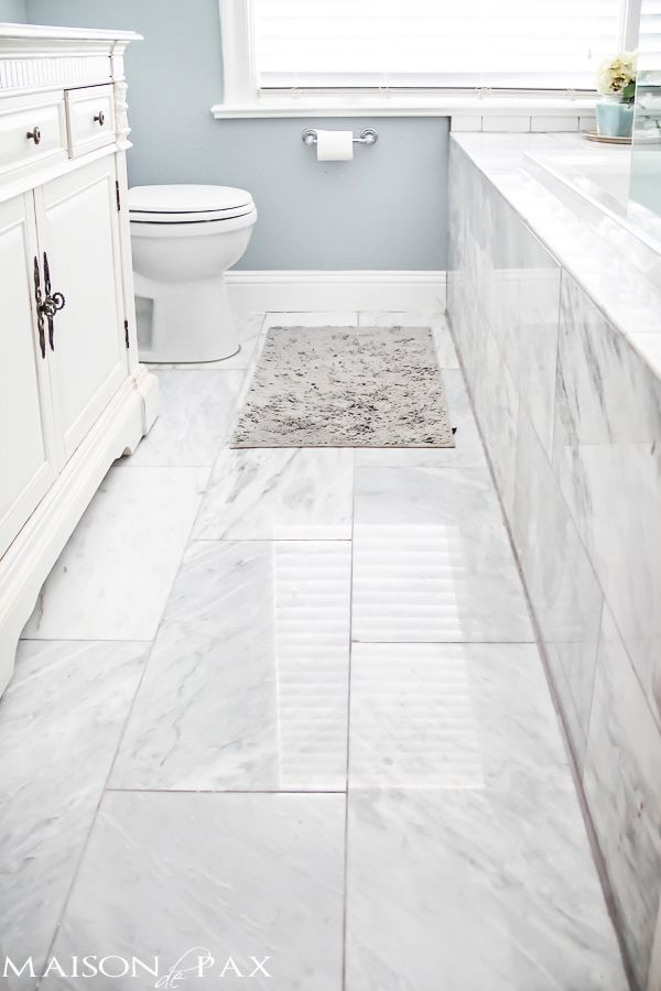 bathroom floor tile i love this bathroom! gorgeous finishes and brilliant ideas for  space-efficient solutions JGBFUJX