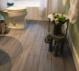 bathroom floor tile or paint, bathroom ideas, diy, flooring, painting VKNHMNG