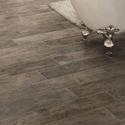 bathroom floor tile wood look OMGTHCN