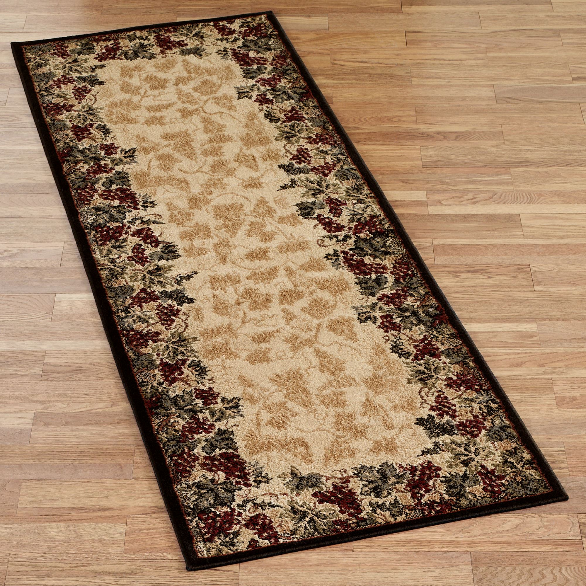Various uses for runner rug