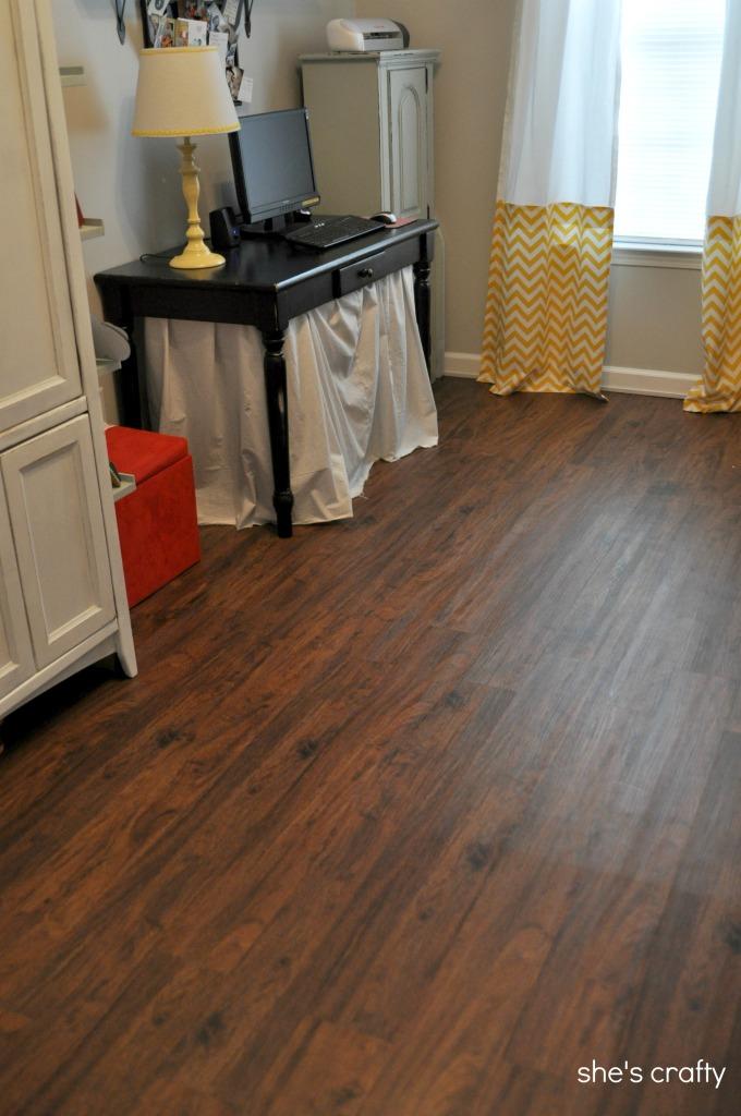 beautiful vinyl hardwood flooring lowes cherry flooring shes crafty vinyl  plank flooring XXQCRVR