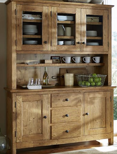 beautiful wooden dining hutch http://rstyle.me/n/kpdudr9te ILHHGCM