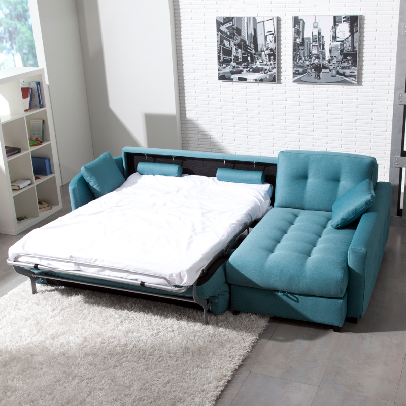 bed with sofa fama bolero sofa bed with chaise KBOYZVV