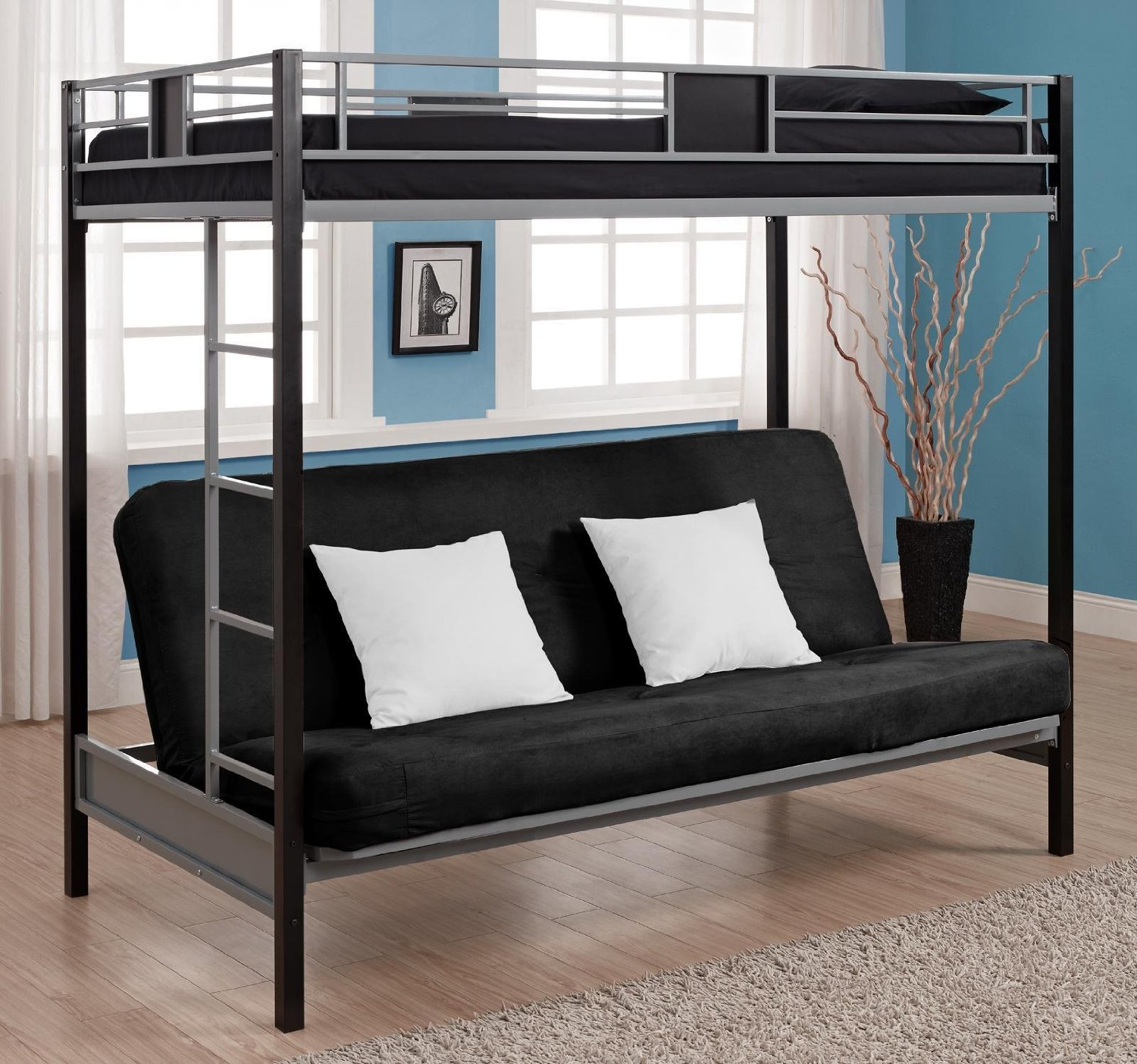 bed with sofa loft beds with couches: getting started with a focal point that wows DHXXIHV