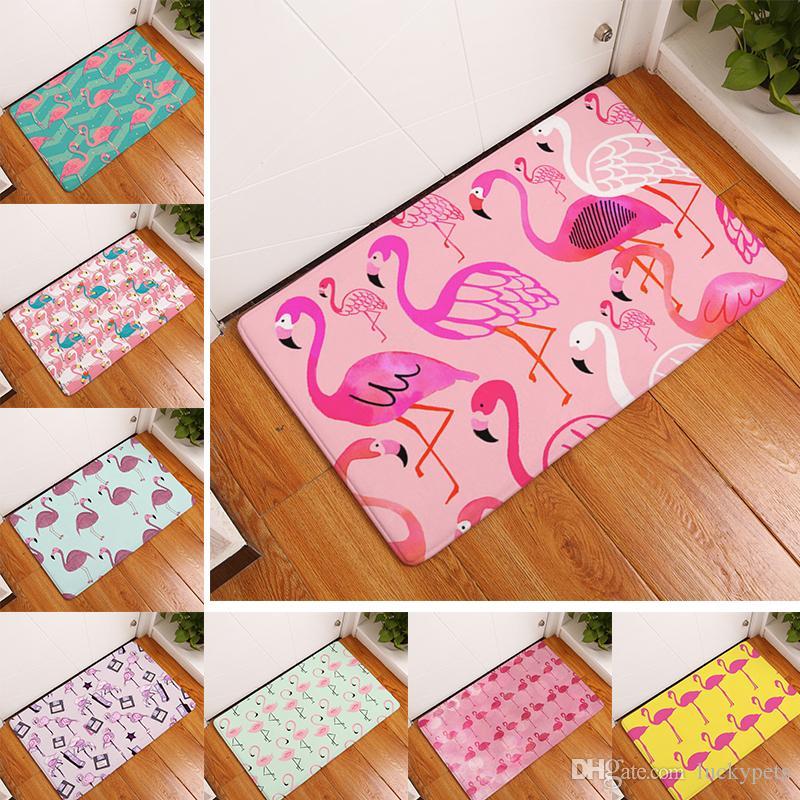 bedroom mats home carpets flamingo floor rugs for bedroom bathroom living room mats  kitchen ZTFJXHI