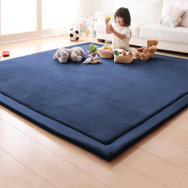 bedroom mats honlaker japanese style tatami carpet 180*200*2cm luxury large living room  rugs kids LKYSEBJ