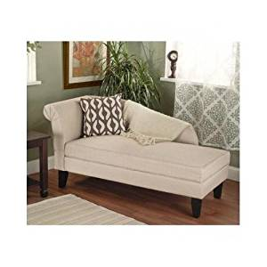 bedroom sofa chair beige/tan storage chaise lounge sofa chair couch for your bedroom or living MWSTHUQ
