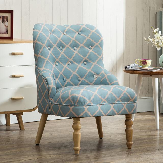 bedroom sofa chair modern armchair single sofa seat home living room or bedroom furniture  leisure RAGFJAJ