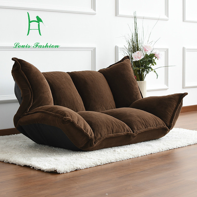 bedroom sofa chair multifunctional tatami lounger double folding sheets sweet computer chair  small bedroom sofa IQFRNFK