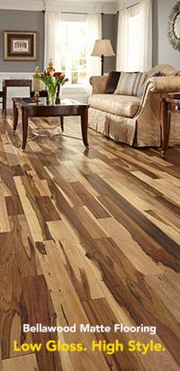 bellawood matte hardwood flooring EYFSTLX