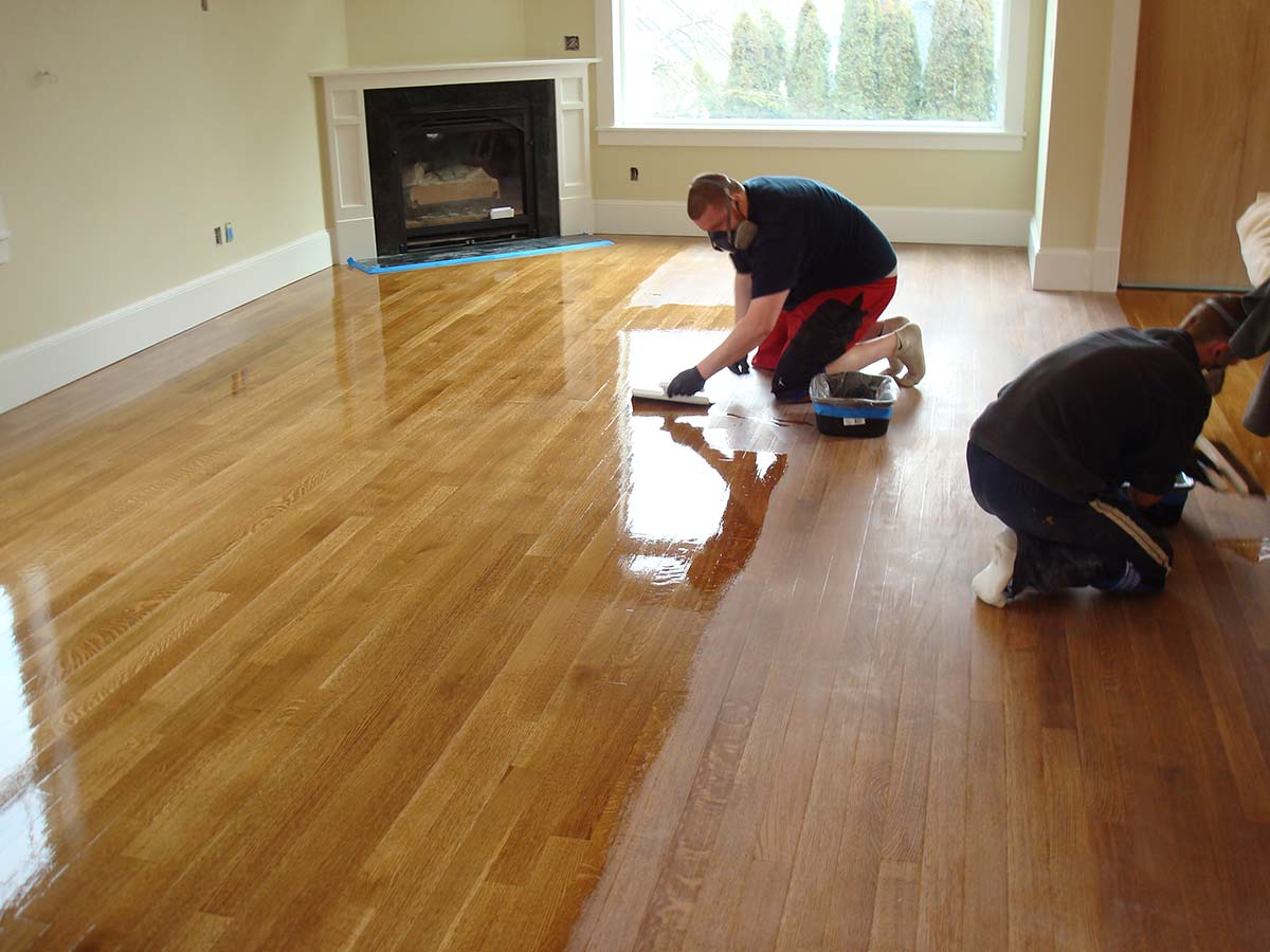benefits of professional wood floor refinishing in arlington, ... OUVCERN