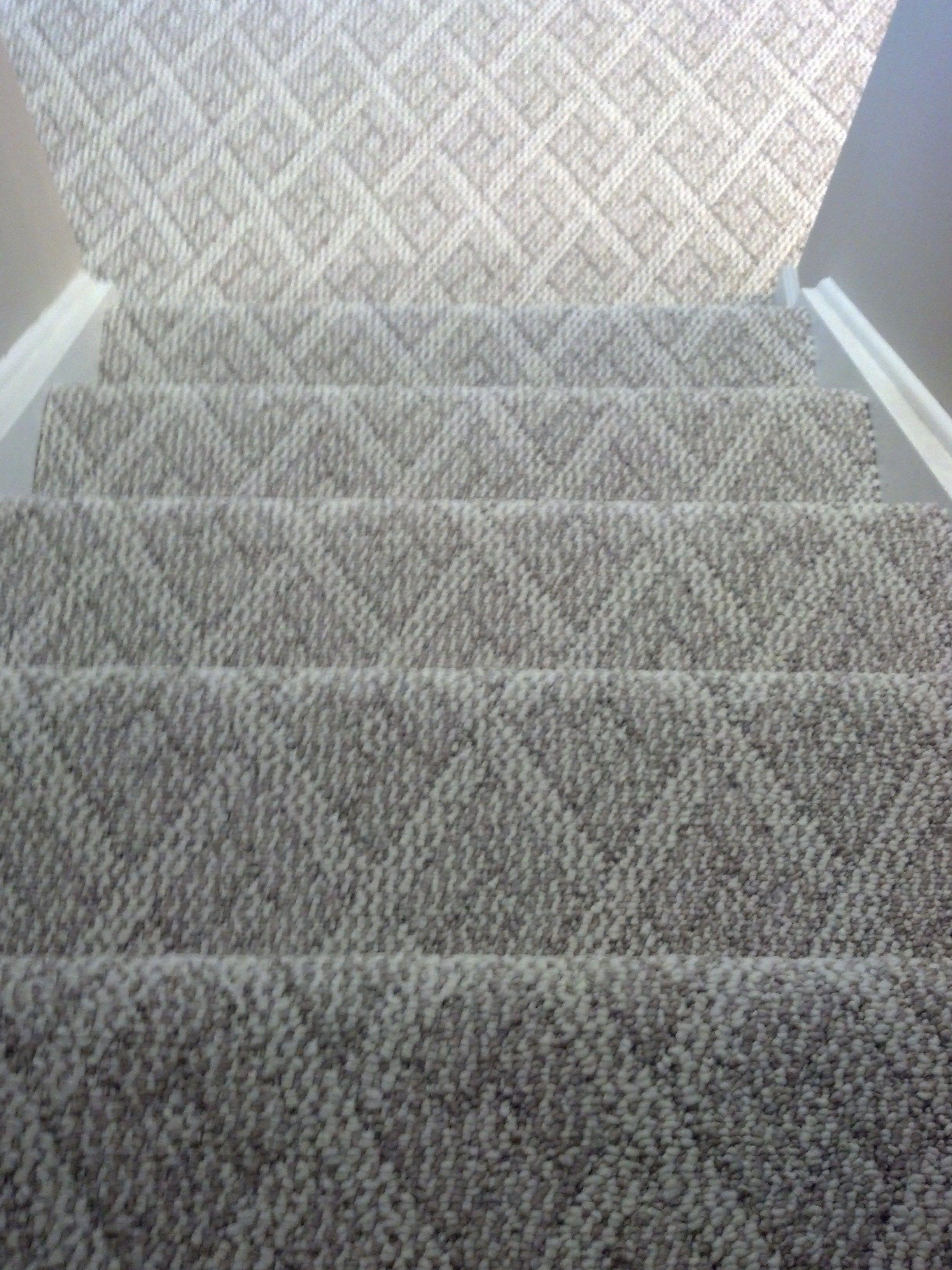 berber carpeting berber carpet cincinnati, ohio installed on steps and basement family room.  note.....notice EOAUCHT