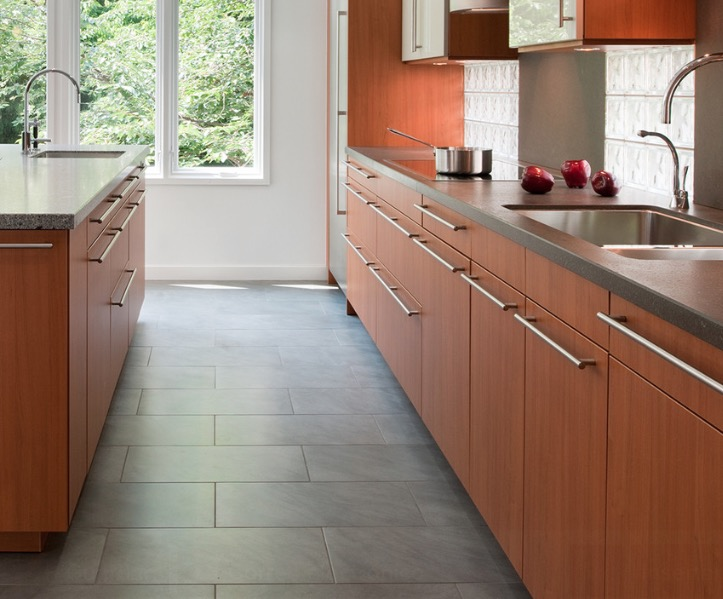best flooring ideas kitchen flooring ideas and materials - the ultimate guide CISXLGQ