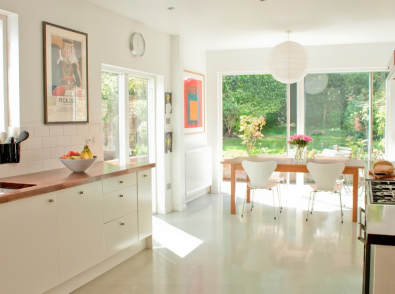 best flooring ideas rubber kitchen flooring GAJAAOH