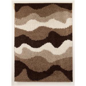 best modern carpets signature design by ashley contemporary area rugs kipri - java medium rug POJEYGR