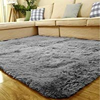best rugs actcut super soft indoor modern shag area silky smooth rugs fluffy  anti-skid UBSKRSQ