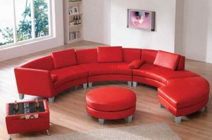 best sofa set designs curve shaped red coloured comfortable modern stylish  wallshelves RRSFAKC