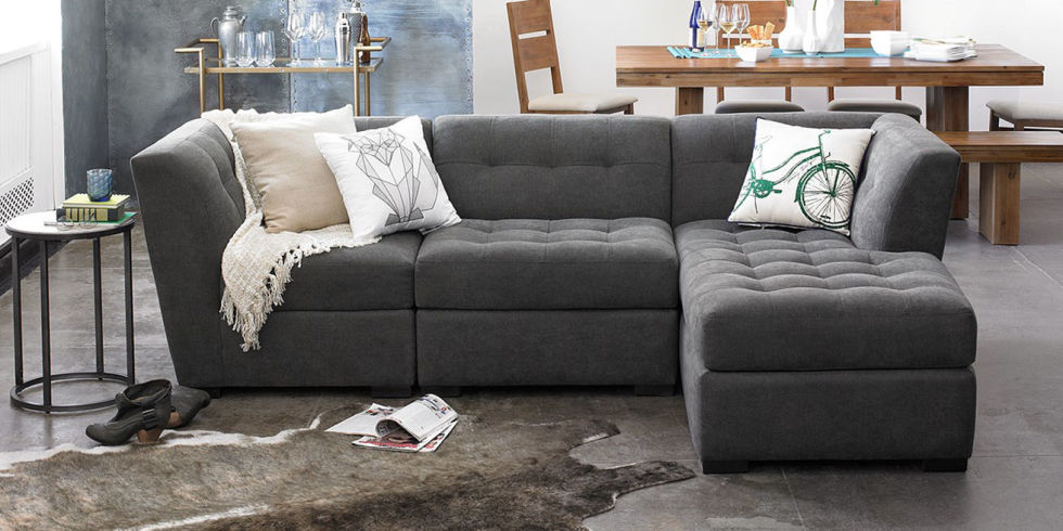 best sofas sofa sectionals 9 best sectional sofas couches 2018 stylish linen and  leather YULGSYM