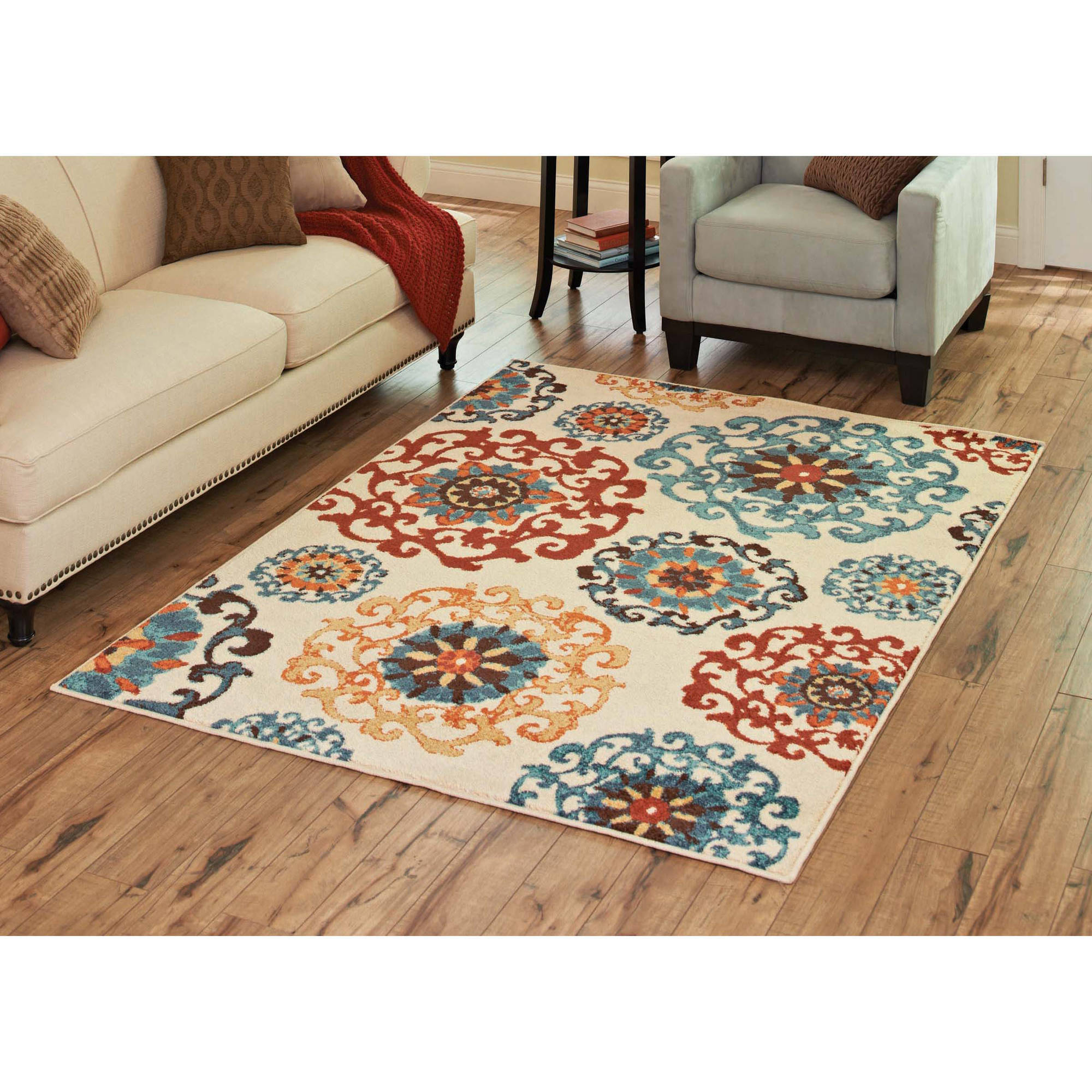 better homes and gardens suzani area rug or runner LKZPINC