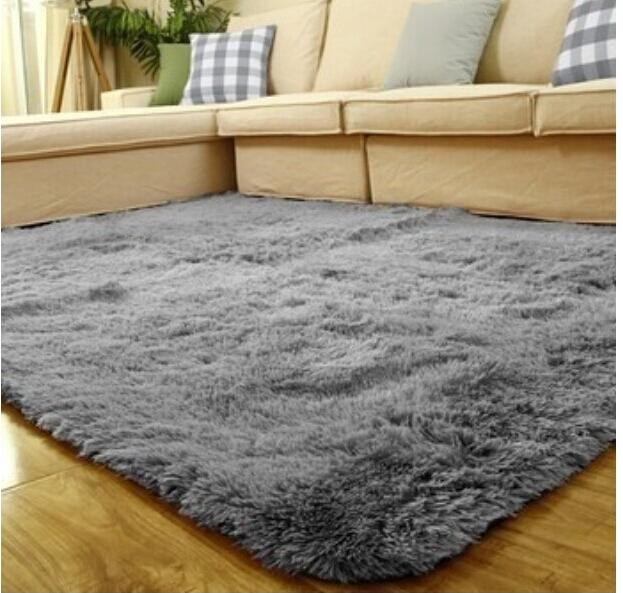 Different types of big rugs