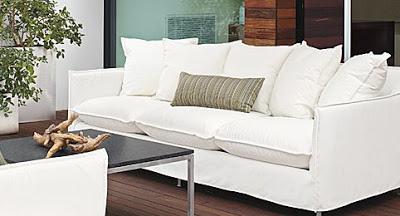 big white sofas CIBCKIN