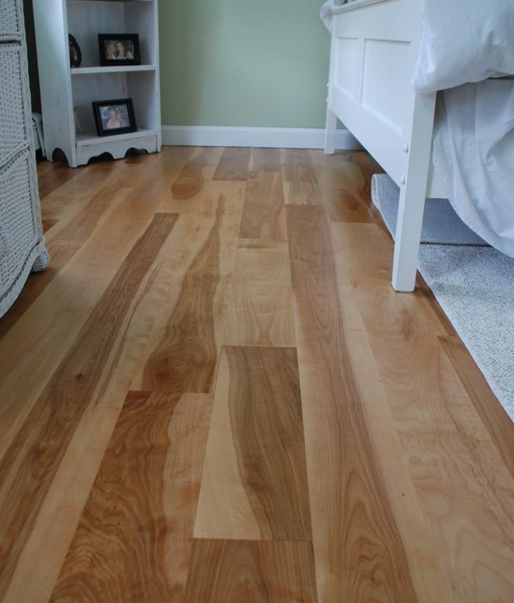 birch flooring conservation red birch ZTCDDYJ