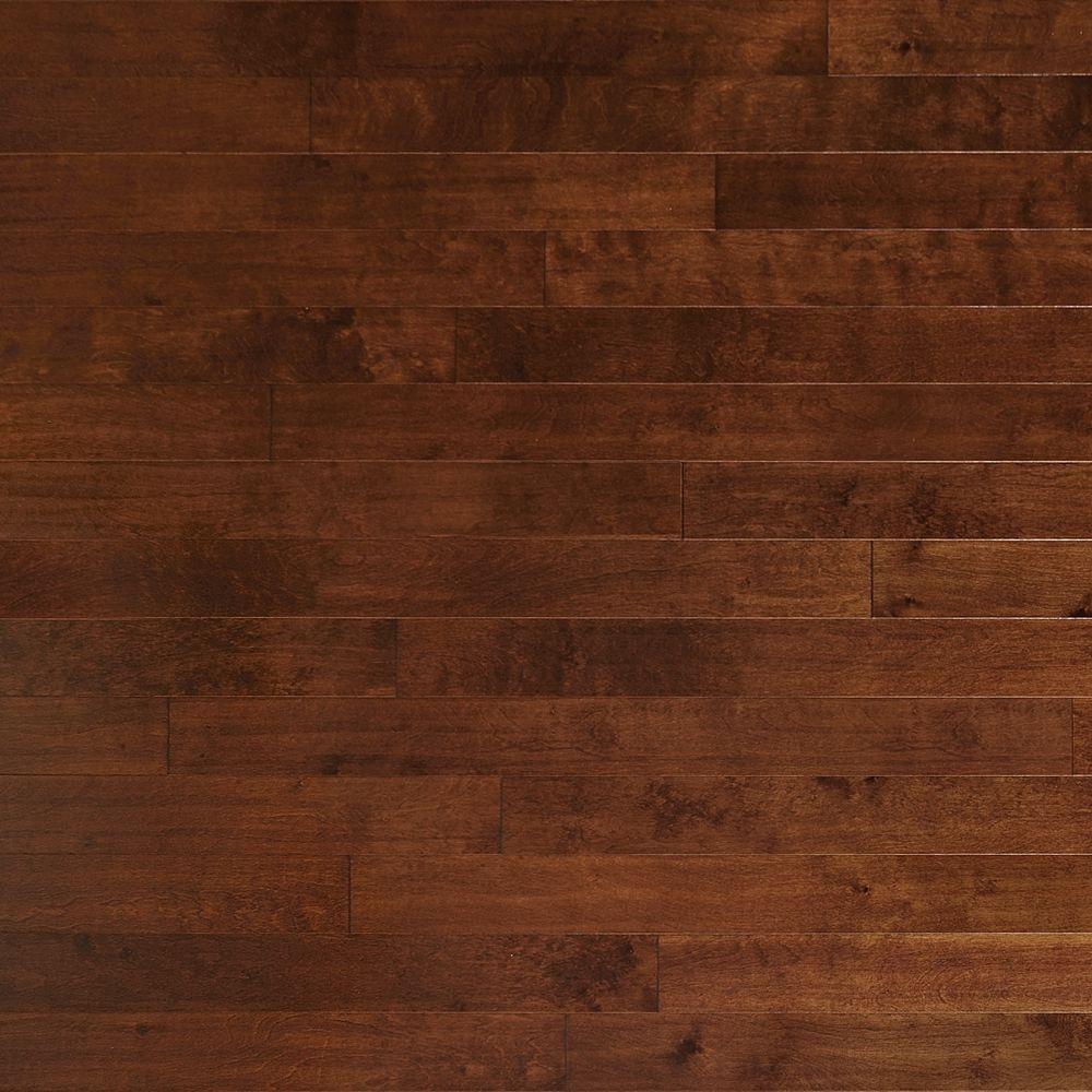 birch hardwood flooring heritage mill scraped american birch topaz 1/2 in. thick x 5 in. TGOMZKF
