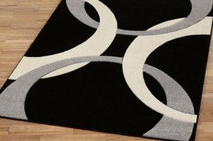 Black and white area rugs black and white area rugs grey RSSXWDU
