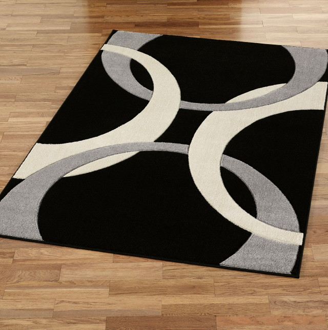 Black and white area rugs black and white area rugs grey RSSXWDU