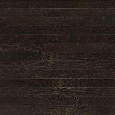 black hardwood flooring brushed ... OOXWBVJ