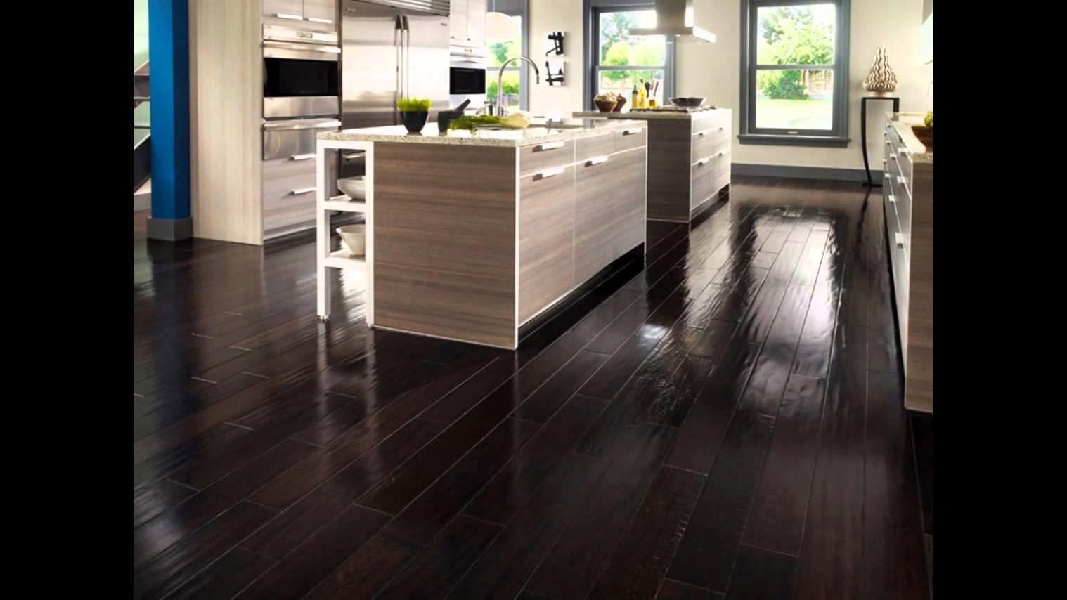 black hardwood flooring dark hardwood floors | dark hardwood floors and dark kitchen cabinets VLYNBQA