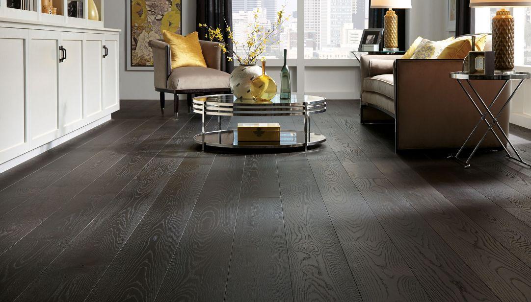 black hardwood flooring dark wide plank hardwood flooring unfinished JTOOCUT