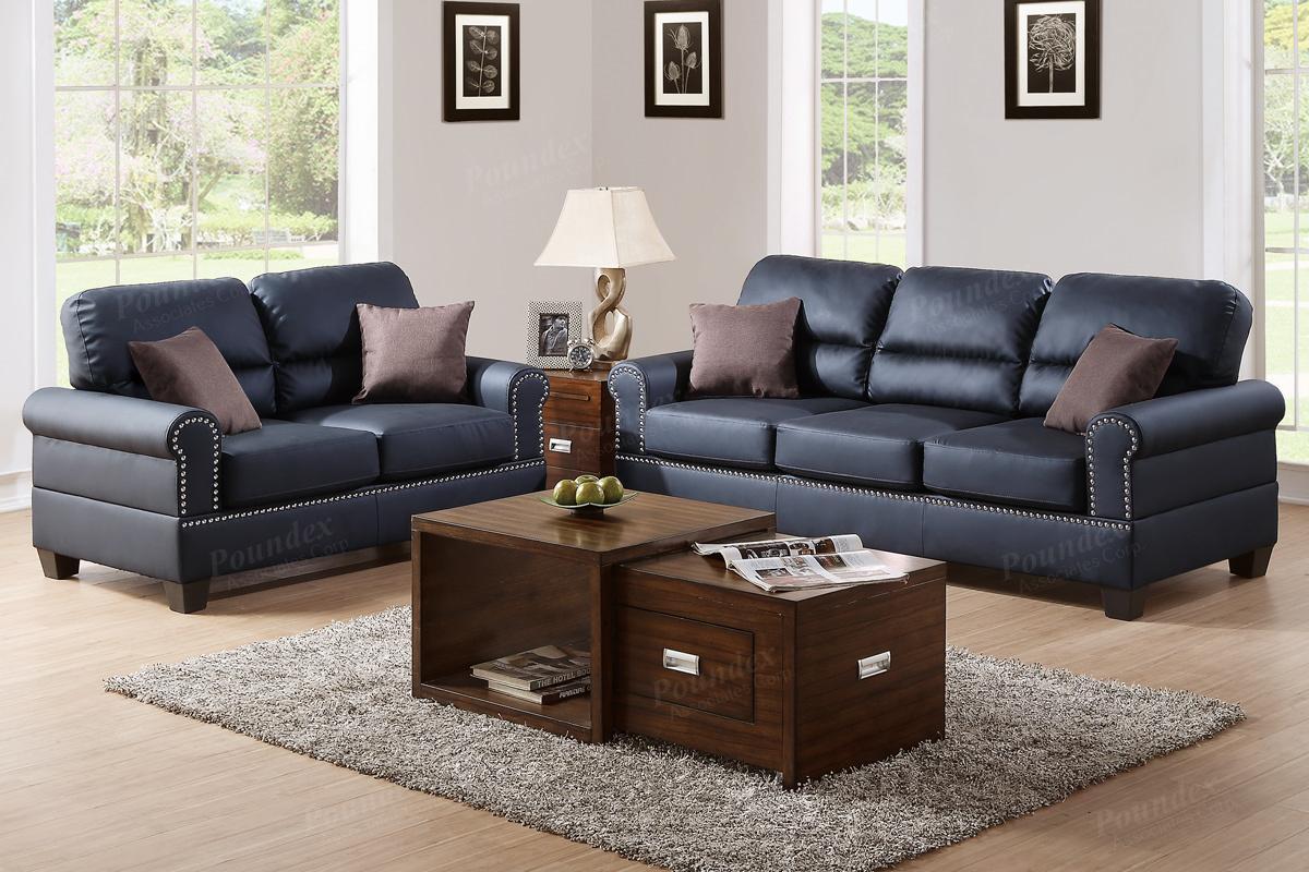 black leather sofas aspen black leather sofa and loveseat set ZIUKOKO