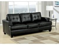black leather sofas diamond black leather sofa bed YDLETNV