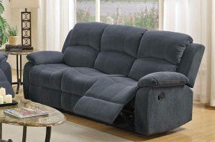 blue reclining sofa broy blue grey fabric reclining sofa broy double reclining sofa NBOKKTC