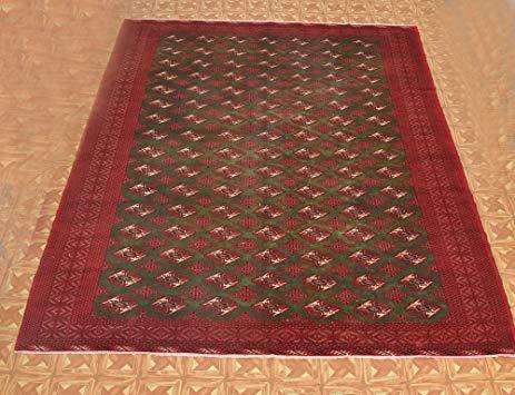 bokhara rugs nomadic persian turkman bokhara rug green 10x13 tribal ethnic carpet rug YSYZAXU