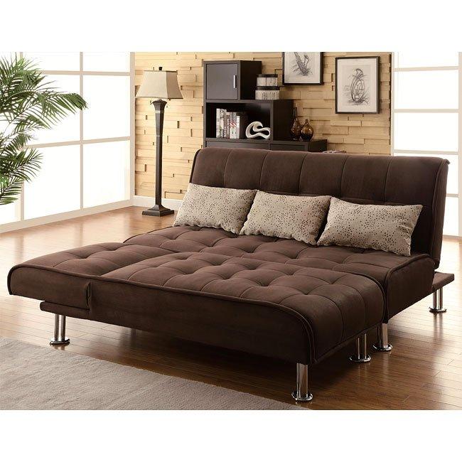 brown microfiber sofa bed set coaster furniture | furniturepick BGAIODD