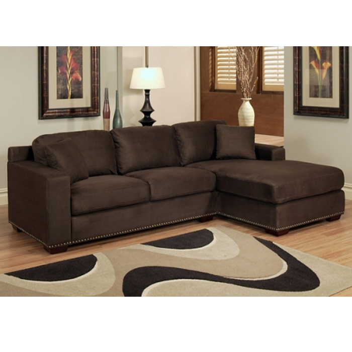 brown sectional sofa abson living monrovia sectional sofa chaise in dark brown brown sectional  sofas BNFLVSC