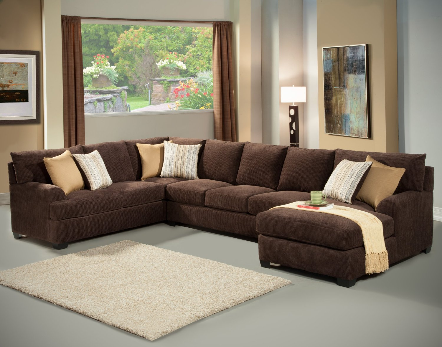 brown sectional sofa beautiful brown sectional sofas 20 in contemporary sofa inspiration with brown  sectional ELRODOD