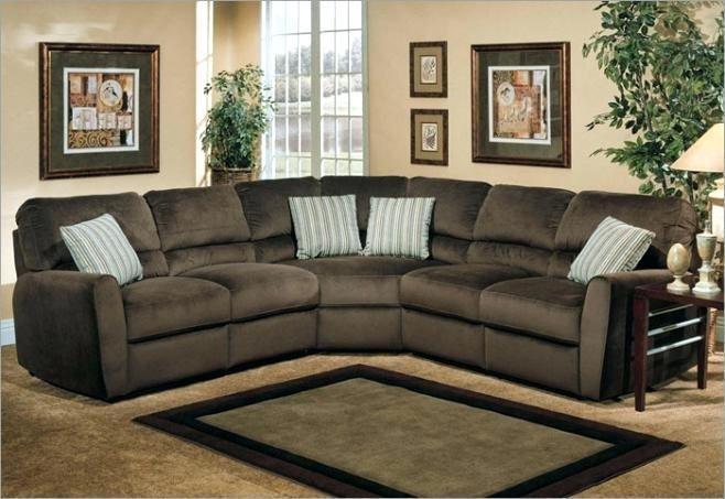 brown sectional sofa microfiber reclining sectional photo 1 of 6 brilliant microfiber reclining sectional  sofa UWMDGUE