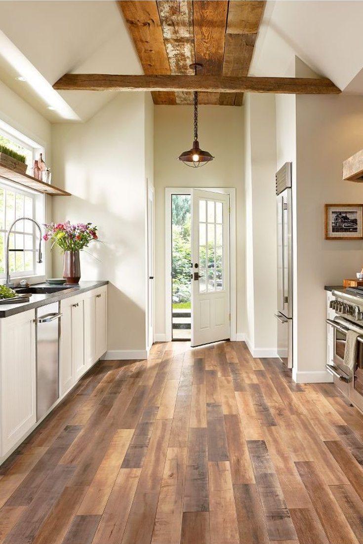 budget friendly flooring best budget-friendly kitchen flooring options WVIBTLW