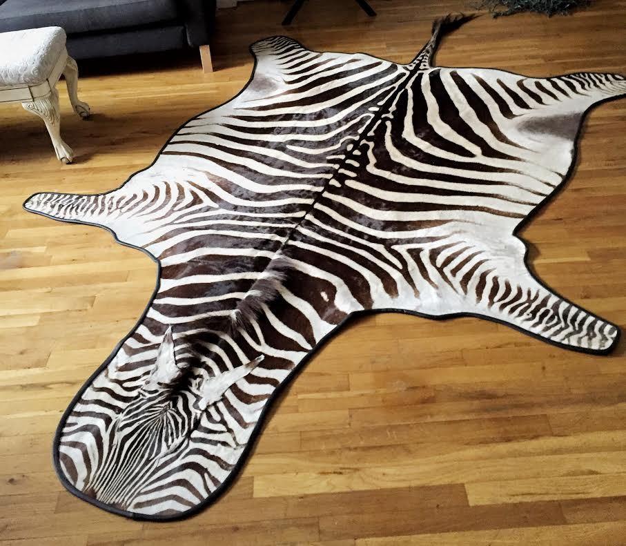 burchellu0027s zebra rug FZGADCE