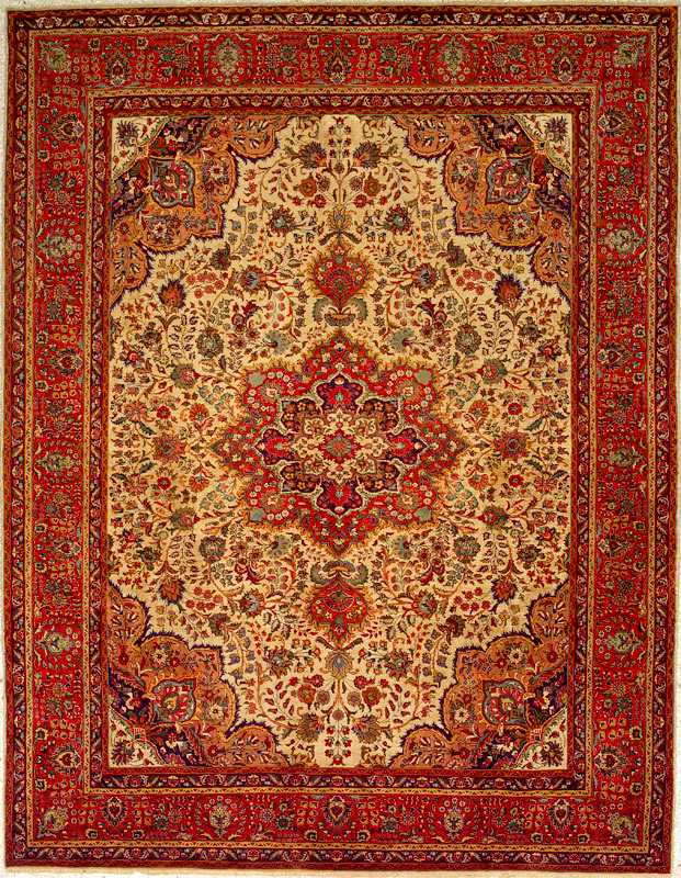 Carpet rugs 8 lobe medallion carpet WLAIBWU