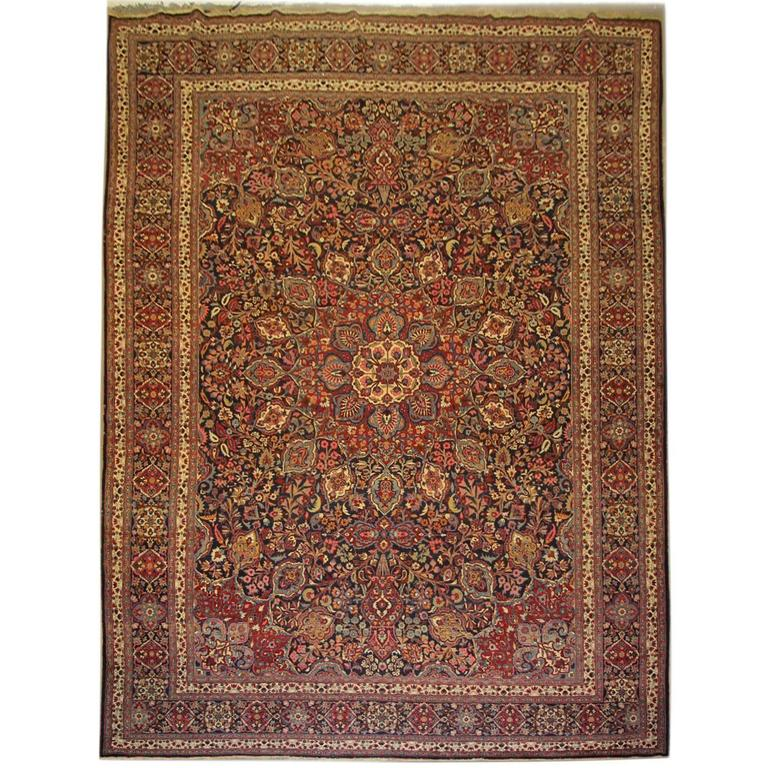 Carpet rugs antique rugs, persian carpet, persian rugs, mashhad carpet khorassan for  sale TIQPEQJ