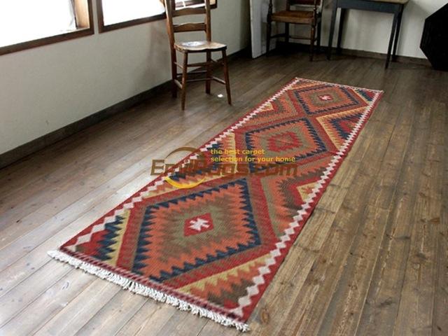 carpets and rugs runner rug national style turkish kirim corridor bedside  bayonet AYVREUZ