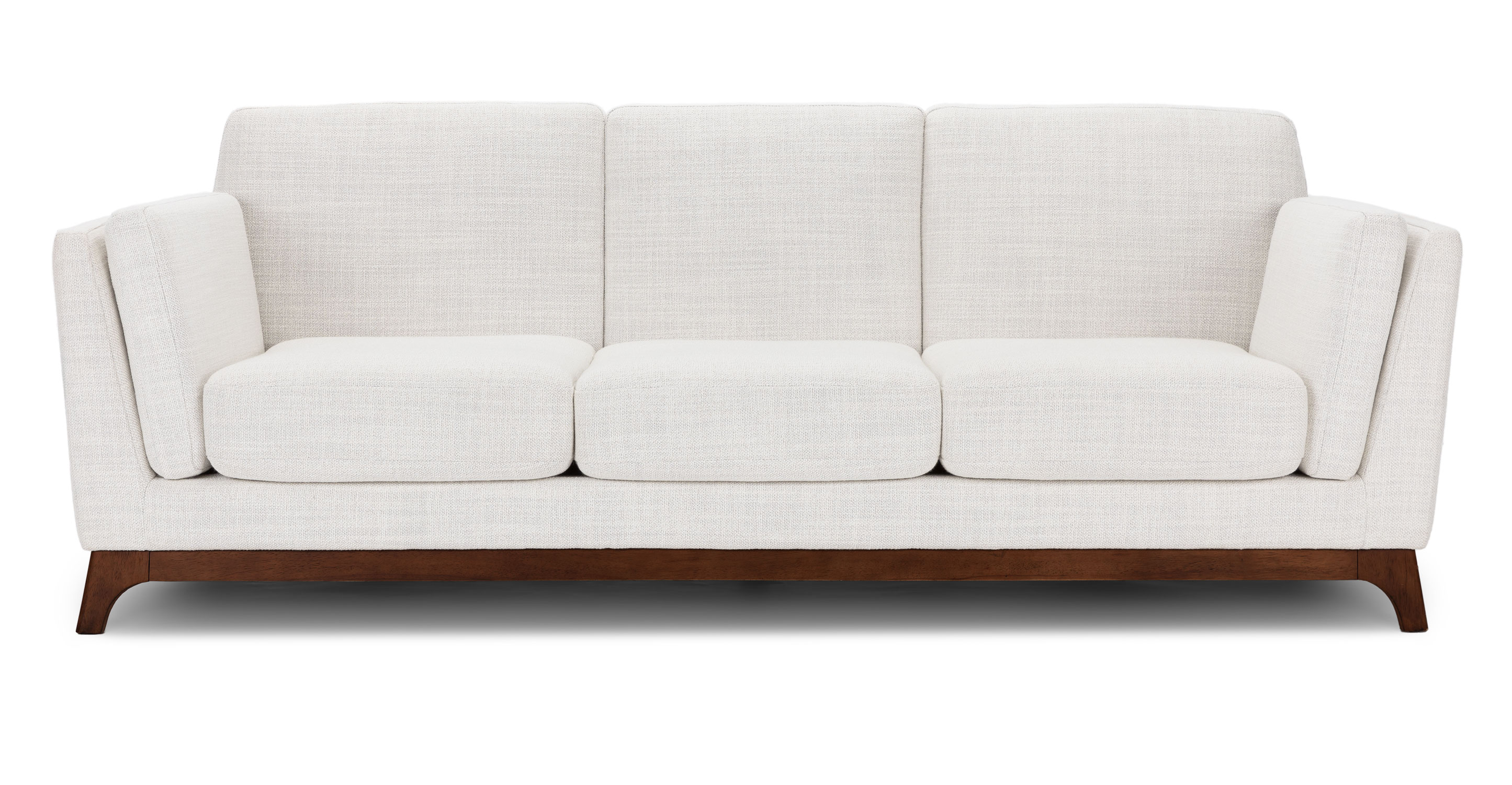 ceni fresh white sofa - sofas - article | modern, mid-century and TTKLDMQ