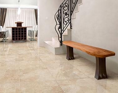 How to do ceramic tile installation?
