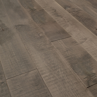 chalet collection 3.25-in prefinished titanium maple hardwood flooring (20  sq. feet) XXQRJRH
