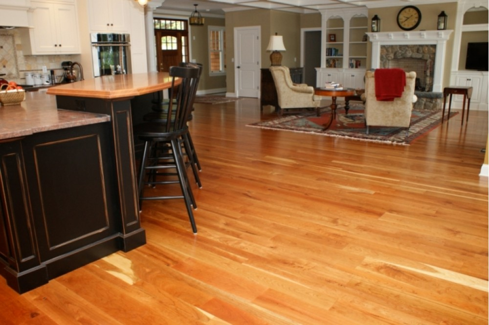 Cherry flooring cherry wide plank wood flooring WFDCTPU