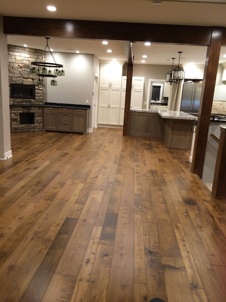 The steps involved in sanding wood floors